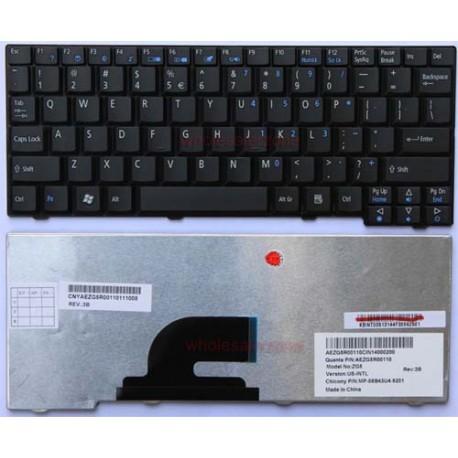 Acer Aspire One ZG5 ZA8 A110 D150 D250 531 D250 Keyboard Laptop