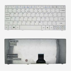 Acer Aspire One 722 751 721 721H 722 751h 752 753 ZA3 Series Putih Keyboard Laptop