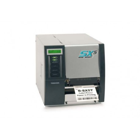 Toshiba B-SX5T Barcode Label Printer
