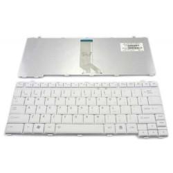 Toshiba M800 U500 T135 Series Putih Keyboard Laptop