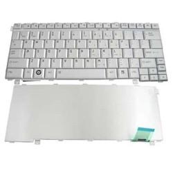 Toshiba Portege M600 M200 M900 U300 U305 Silver Keyboard Laptop