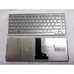 Toshiba Satellite T230 T230D T235 Series Silver Keyboard Laptop