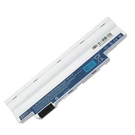 Acer Aspire One Happy N55 N550 D255 D260 Series Putih Baterai Laptop