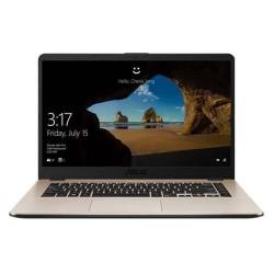 ASUS Notebook X505ZA-BR512T Gold Metal AMD Ryzen R5-2500U 8GB 256GB 15.6Inch Win 10