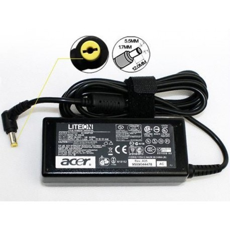Adaptor Compatible Laptop ACER 19V 2.15A Dc. 5.5x1.7mm