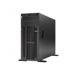 Lenovo ThinkSystem ST550 (7X10A020SG) Tower Server (Intel Xeon Silver 4110 8C 2.1GHz, 1x8GB (1Rx8 1.2V), 1x3.5 SATA/SAS 4-Bay