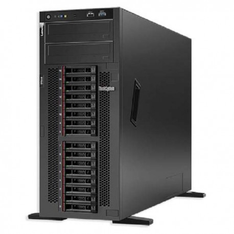 Lenovo ThinkSystem ST550 Server Intel Xeon Silver 4110 8C 2.1GHz, 1x8GB, 1x3.5 SATA/SAS 4-Bay