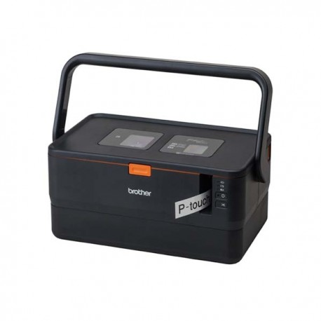 Brother PT-E800T Industrial Tube & Label Printer
