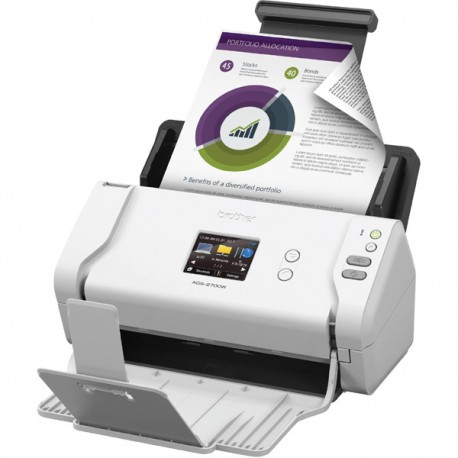 Brother ADS-2700W Scanner Wireless A4