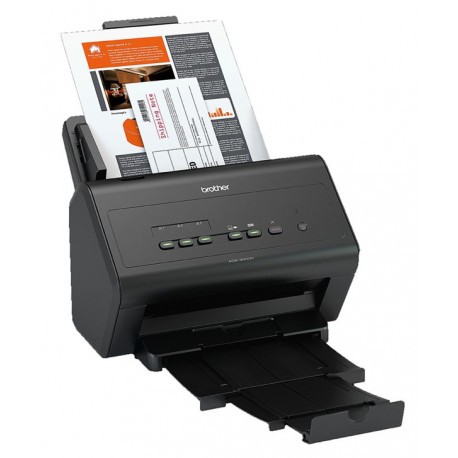 Brother ADS-3000N High-Speed Network Document Scanner A4