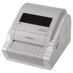 Brother TD-4000 Printer Label