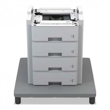 Brother TT-4000 Tower Paper Tray 520 Sheets x 4 + Stabilizer (White)