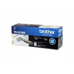 Brother TN-263BK Black Toner Cartridge