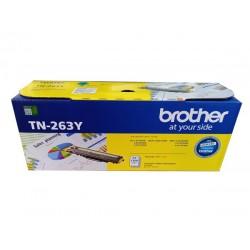 Brother TN-263Y Yellow Toner Cartridge