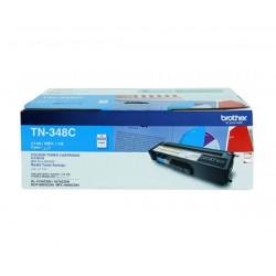 Brother TN-348C Cyan Toner Cartridge