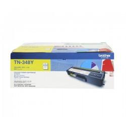 Brother TN-348Y Yellow Toner Cartridge