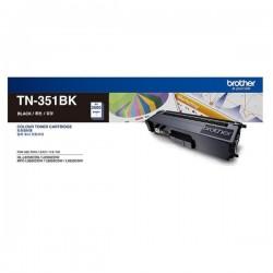 Brother TN-351BK Black Toner Cartridge
