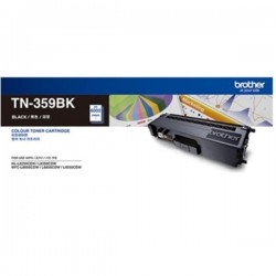 Brother TN-359BK Black Toner Cartridge