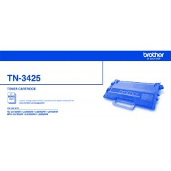 Brother TN-3428 Black Toner Cartridge Up to 3000 Pages Yield