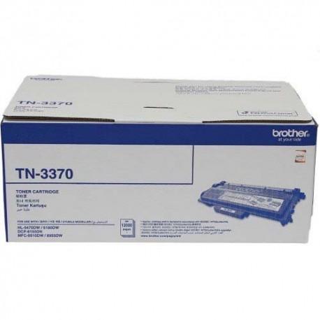 Brother TN - 3370 Black Toner Cartridge