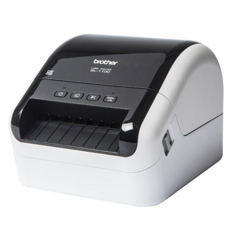 Brother QL-1110NWB Printer Label Auto Cutter