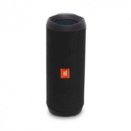 JBL Flip 4 Speaker Bluetooth Portable Black Anti Air