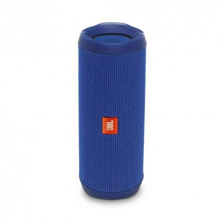 JBL Flip 4 Speaker Bluetooth Portable Blue Anti Air