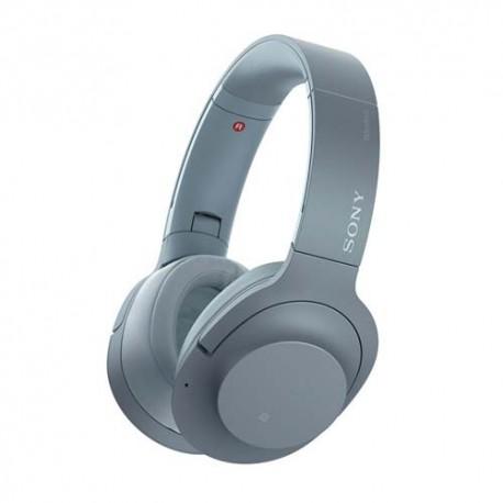 Sony WH-H900N Noise Cancelling Headphone Nirkabel h.ear on 2 Blue