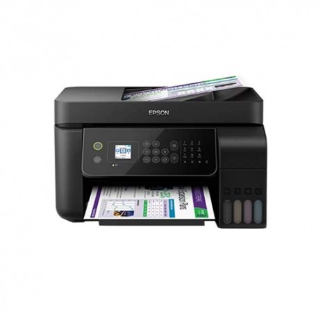 Epson L5190 Wi-Fi All-in-One Ink Tank Printer with ADF A4