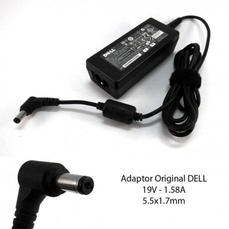 Adaptor DELL 19V 1.58A (5.5x1.7mm) Original