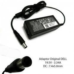 Adaptor DELL PA-12 Standard PN N6M8J ORI 19.5V - 3.34A