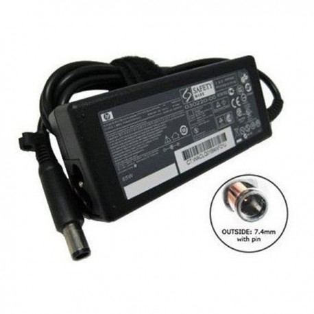 Adaptor HP 18.5V 3.5A Compatible (Jarum)