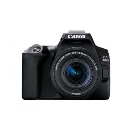 Canon EOS 200D II (EF-S 18-55mm f/4-5.6 IS STM) Kamera DSRL
