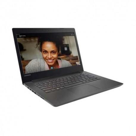 Lenovo Ideapad IP330-14AST 38ID Laptop AMD Dual Core A9-9425 4GB 1TB 14 Inch Win 10 Onyx Black