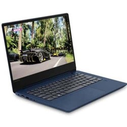 Lenovo Ideapad IP330-14AST 3AID Laptop AMD Dual Core A9-9425 4GB 1TB 14 Inch Win 10 Blue
