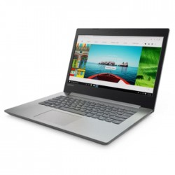 Lenovo Ideapad IP320-14AST 4FID  Laptop AMD A9-9420 4GB 1TB AMD Radeon R5 2GB 14 Inch Windows 10 Grey