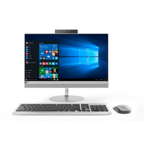 Lenovo IdeaCentre 520-22IKU B1ID All in One i7-7020 4GB 1TB AMD 530 2GB Win10 21.5 Inch Silver Touchscreen