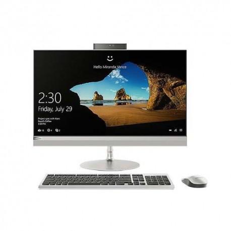 Lenovo IdeaCentre 520-24ICB 10ID All in One i7-8700T 8GB 2TB ATI Radeon 530 2GB Win10 23.8 Inch Grey Toucscreen