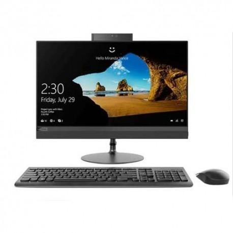 Lenovo IdeaCentre 520-22ICB 0JID All in One i5-8400T 4GB 2TB ATI 530 2GB Win10 21.5 Inch Black