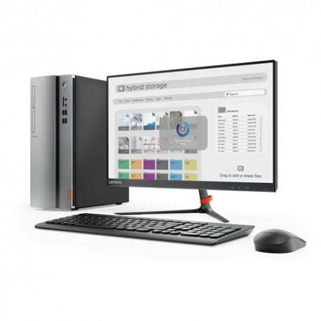 """Lenovo Ideacentre IC510S-08IKL LLID Dekstop PC i3-7100 4GB 1TB GT730 2GB Win10 21.5"""""""