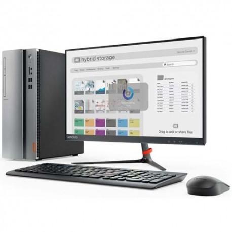"Lenovo Ideacentre IC510-15IKL NWID Dekstop PC i5-7400 4GB 2TB GT730 2GB Win10 21.5"""