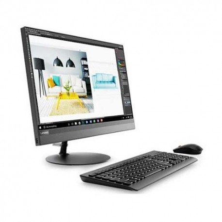 Lenovo IdeaCentre 520-22ICB 0FID All in One i5-8400T 4GB 2TB ATI 530 2GB DOS 21.5 Inch Grey