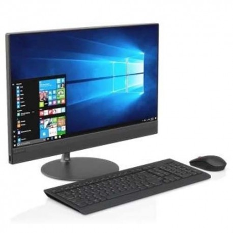 Lenovo IdeaCentre 520-22ICB 0EID All in One i5-8400T 4GB 2TB ATI 530 2GB Win10 21.5 Inch Black
