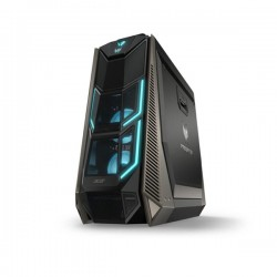 Acer Predator Orion P09-600 Desktop PC Core i7-7900K 16GB 1TB 256GB Nvidia RTX2080 8GB Win10