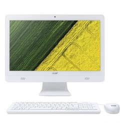 "Acer Aspire C20-720 All In One PC Celeron J3710 4GB 500GB Win10 19.5"""