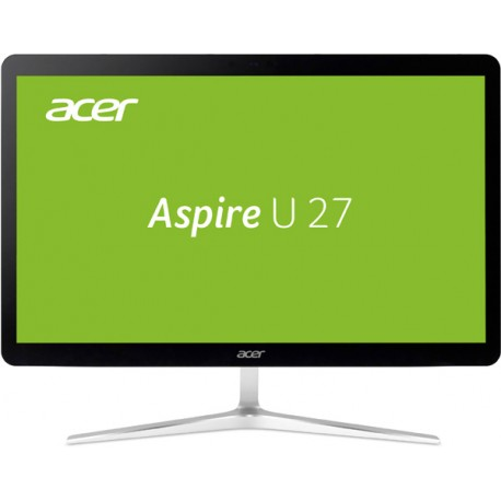 Acer Aspire U27-885 All In One PC Core i7-8500U 8GB 1TB Win10 27""