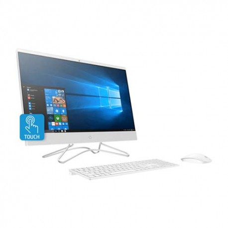 HP 24-F0053D All-in-One PC intel Core i5-8400T 4GB 1TB  MX110 2GB Win10 Home 23.8 Inch Touch