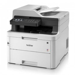 Brother MFC-L3750CDW Colour Laser Multi-Function Printer A4 Wireless