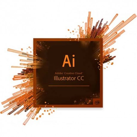 Adobe Illustrator Creative Cloud 1 Year