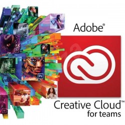 Adobe Creative Cloud for Teams All Apps Device License (EDU) 1 Year